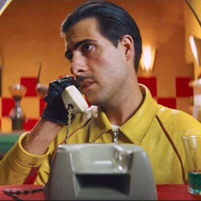 Castello Cavalcanti is a commercial presented by Prada and directed by Wes Anderson