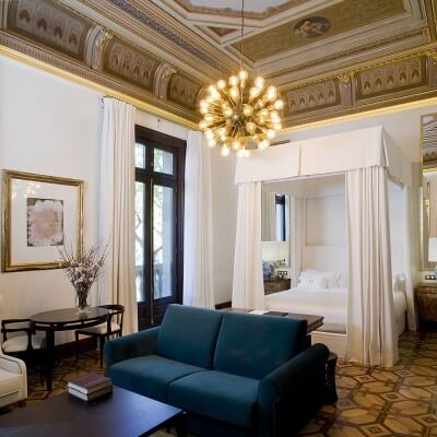 Five Luxury Boutique Hotels in Barcelona