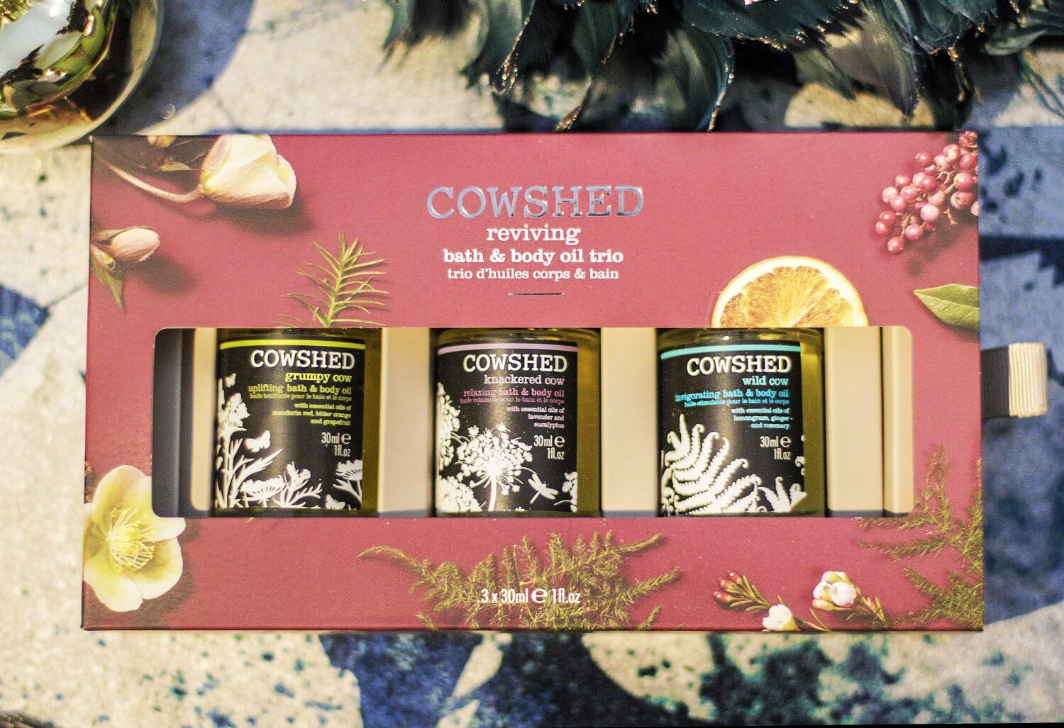 Cowshed Spa — Daily Luxury from Cowshed