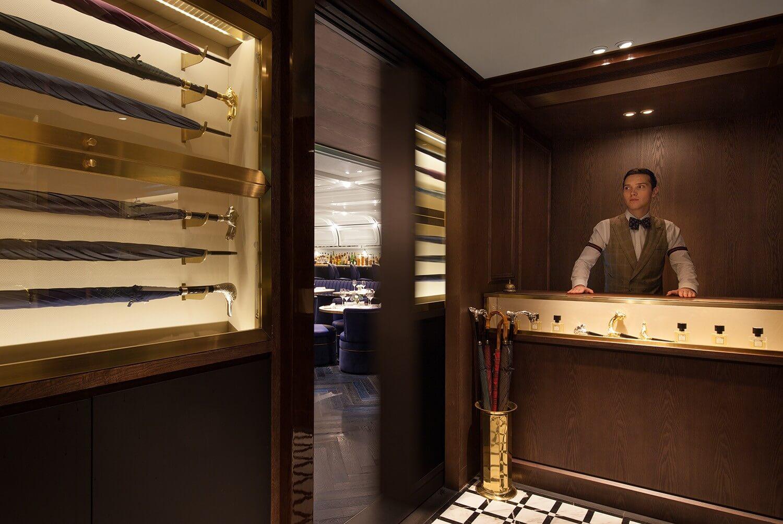Foxglove: A Hidden Bar Behind Bespoke Umbrella Boutique | Mr