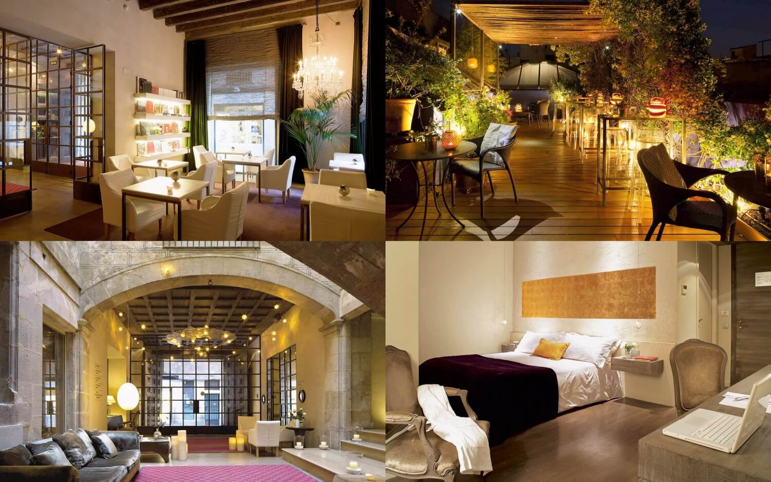 Hotel Neri Barcelona — Five Luxury Boutique Hotels in Barcelona