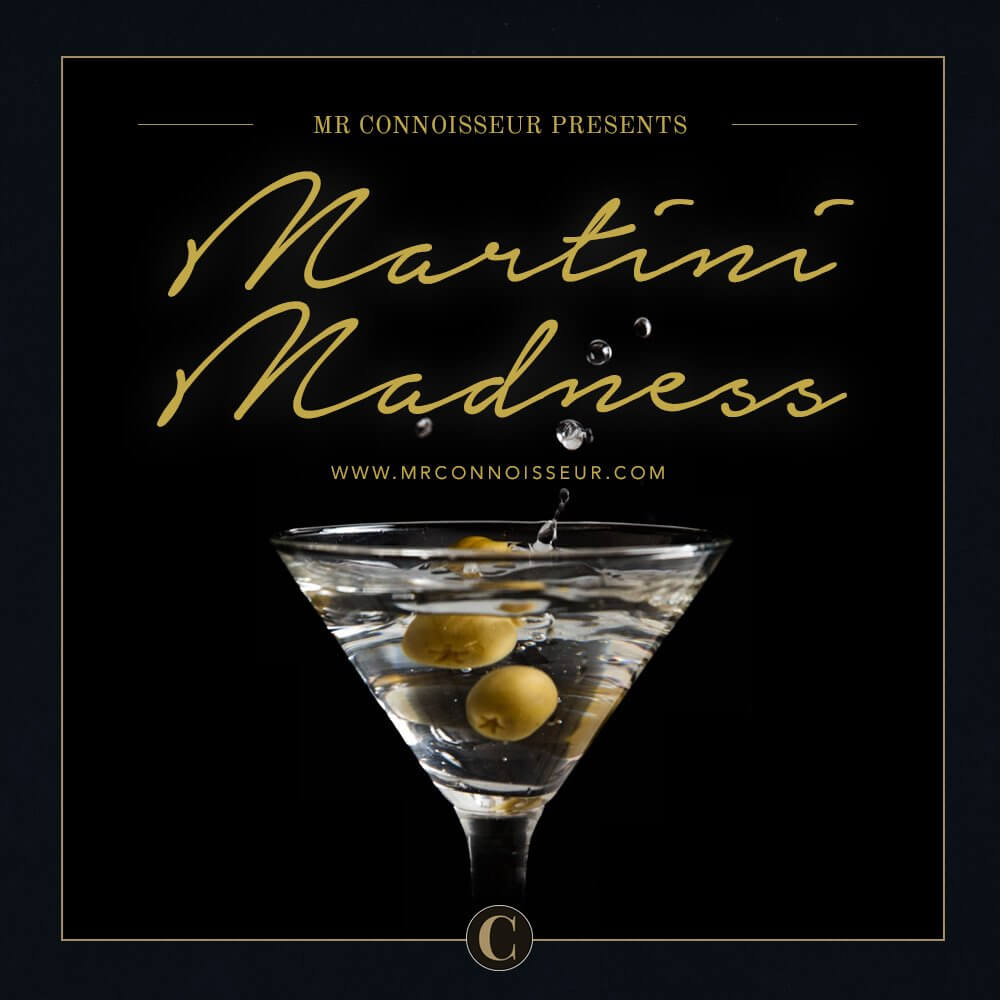 Martini Madness — Playlist: Martini Madness