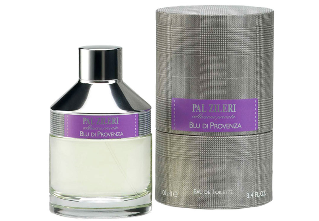 Pal Zileri: Blu di Provenza — Pal Zileri: Four Fragrances For Every Occasion