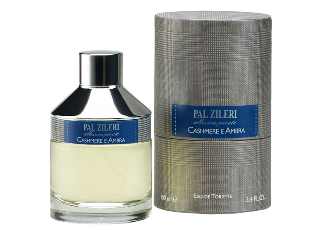 Pal Zileri: Cashmere e Ambra — Pal Zileri: Four Fragrances For Every Occasion