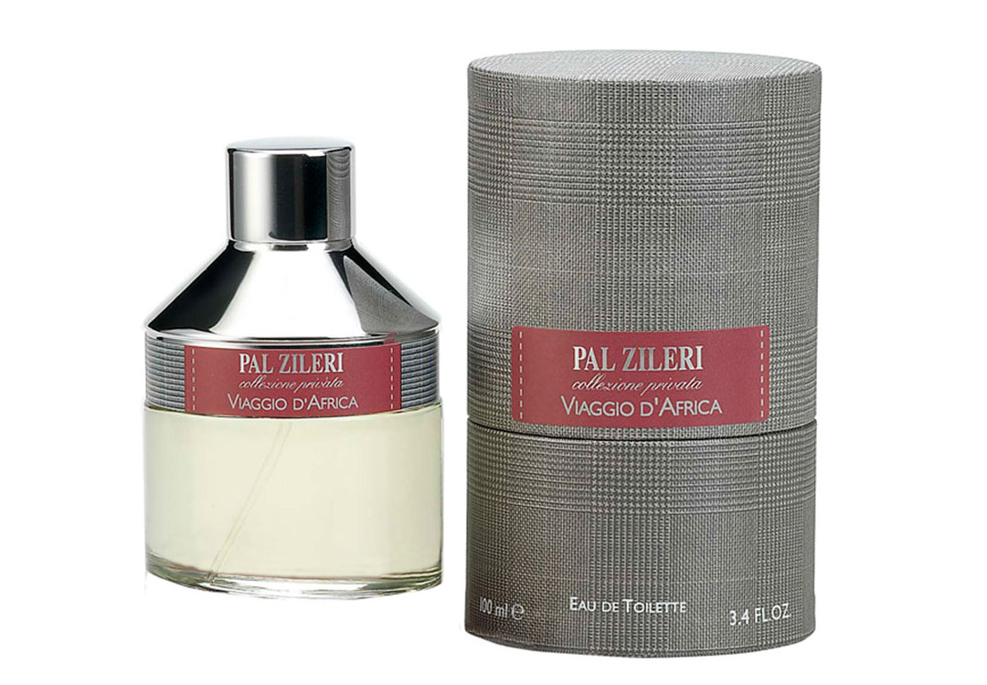 Pal Zileri: Viaggio d'Africa — Pal Zileri: Four Fragrances For Every Occasion