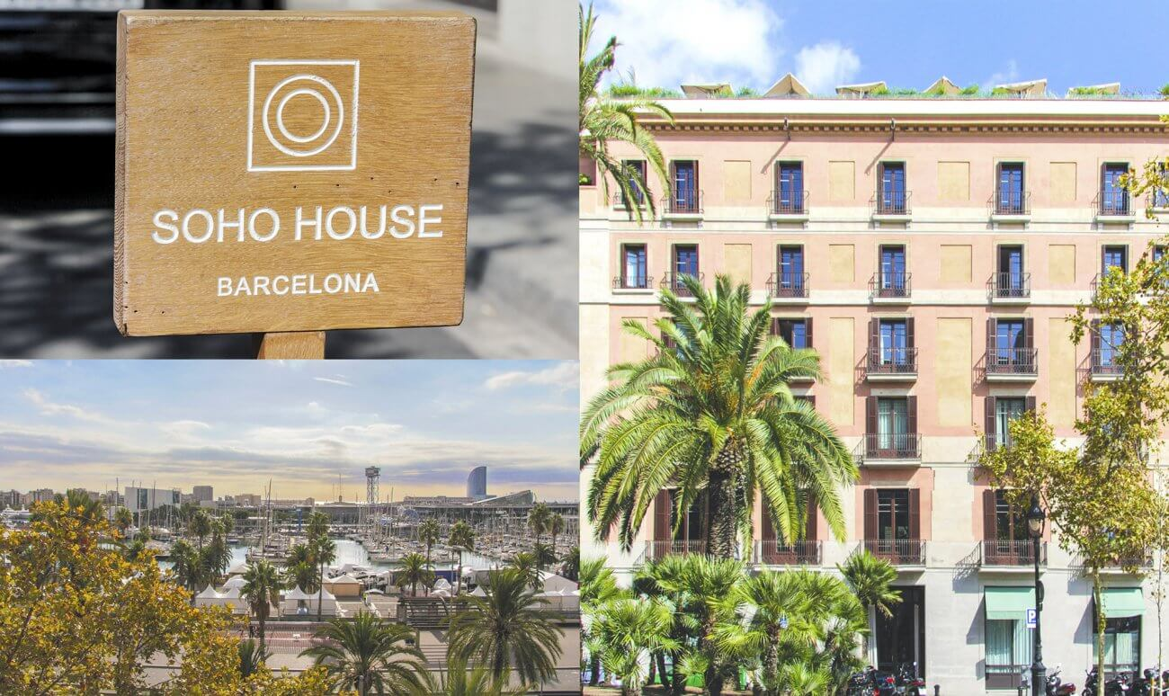 Soho House Barcelona — Soho House