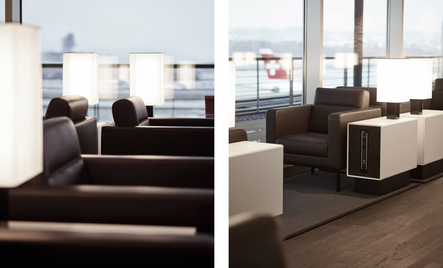 Swiss Panoramic Business Lounge at Zurich Airport — Swiss Panoramic Business Lounge at Zurich Airport