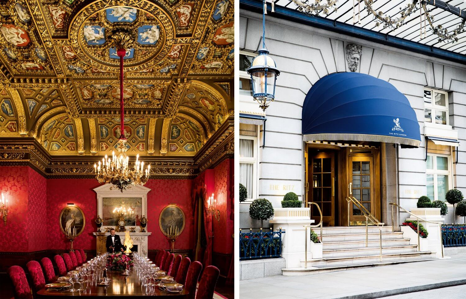 The Ritz London Cookbook — The Ritz London: 100 Recipes from their Michelin-starred Restaurant