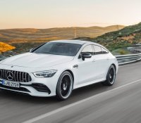 Mercedes AMG GT 4-door: The Pinnacle of Grand Tourers